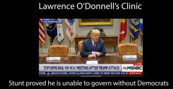 O'Donnell turns Trump stunt into GOP excoriation & Democratic narrative win (VIDEO)