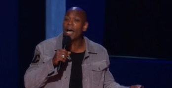 Chappelle to poor whites: Trump is fighting for me, not you (VIDEO)