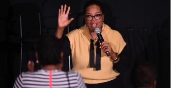 Let's keep our eyes on the ball, Oprah is just another distraction