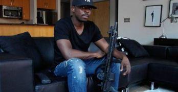 Black Man Gun