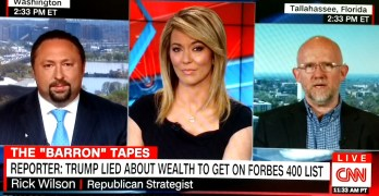 GOP Strategist calls out our lying president & slips in a curse word on cable TV (VIDEO)