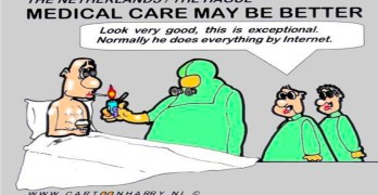 SATIRE: FaceMed ® Social Network FAQ – Medical Care for the Internet Age