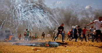 Blaming the Victims of Israel's Gaza Massacre