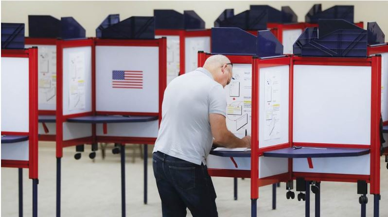Supreme Court gives states the right to arbitrarily purge voters