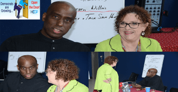 Diane Mosier - Egberto Willies - Harris County Democratic Party