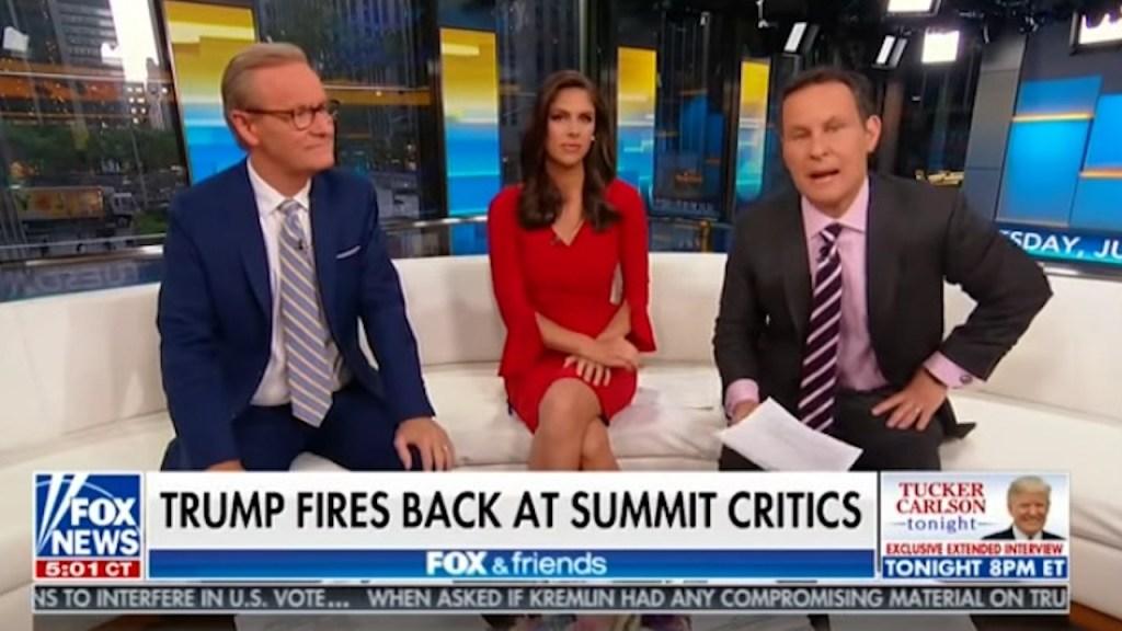Donald Trump's in trouble when you lose Fox News' Fox & Friends (VIDEO)