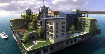 "Any environmental benefits of so-called ""seasteading"" versus building on land"
