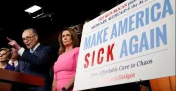 If elected, Republicans promise to take away the health care many have & want
