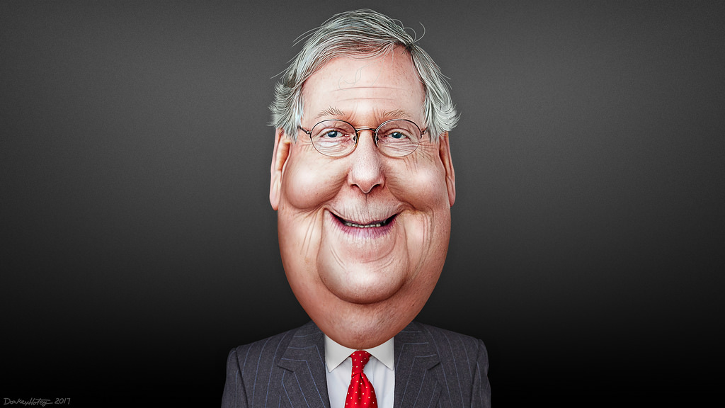 Cripple healthcare, Social Security, Medicare, driving huge deficits & win?