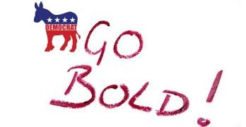 Democratic Communications Need to Go Bold