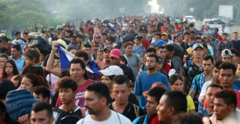 Who, Us? Corporate Media Ignore Their Role in Trump's Refugee 'Invasion' Panic