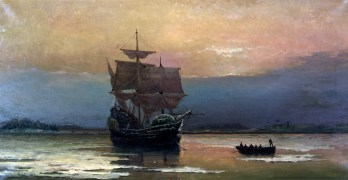 Why the Pilgrims were actually able to survive