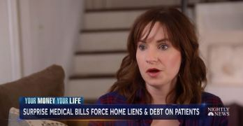 Woman's salary docked & lien placed on home after assurances insurance covered surgery