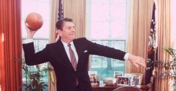Reaganomics brought false prosperity