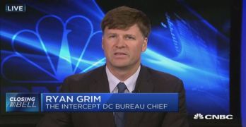 Intercept's Ryan Grim talks Democratic Party loyalty problems, AOC, & much more