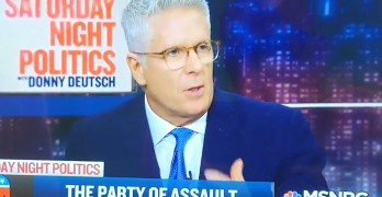 This Marketing advice from Donny Deutsch could win it all for the Democrats