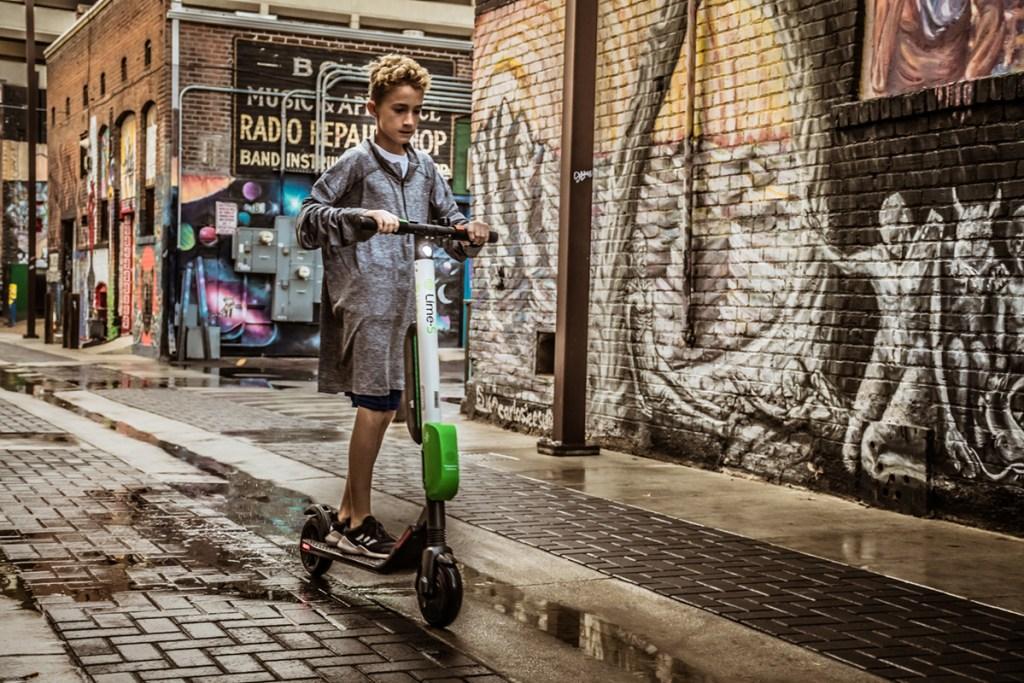 e-scooter environmental