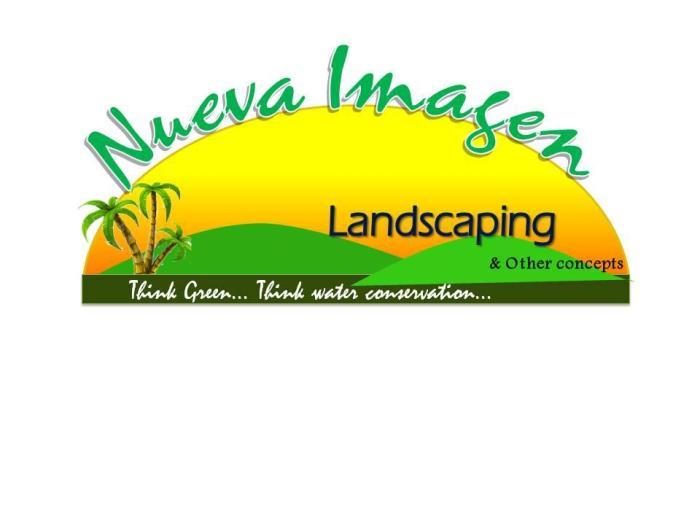 Nueva Imagen Landscaping Logo
