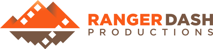 Ranger Dash Production Logo