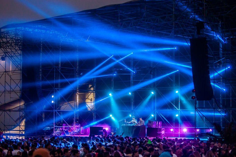 Un Verano De Baile Sobre La Arena En Argentina