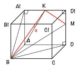 Правильная четырехугольная призма Номер 14
