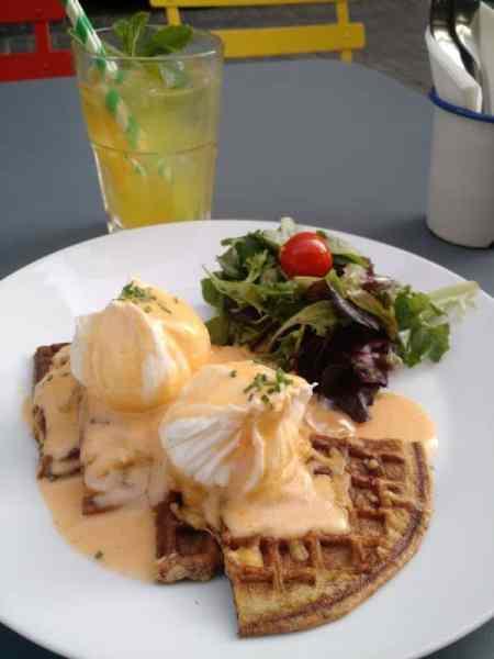 Çılbırlı Waffle