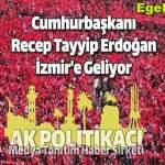 AK Parti İzmir Mitingi – 5 Ocak 2019