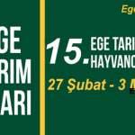 Ege Tarım Fuarı 2019