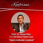 Konferans: Siperin Ardındaki Çanakkale – 18 Mart 2019