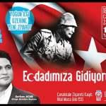 İzmir Çıkışlı Ücretsiz Çanakkale Gezisi 2019