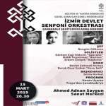 Çanakkale Şehitlerini Anma Konseri – 15 Mart 2019