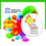 479. Uluslararası Manisa Mesir Macunu Festivali 2019