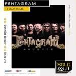 Pentagram Konseri – 15 Mart 2019