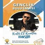 Rafet El Roman Bayraklı Konseri – 29 Mart 2019 – Ücretsiz