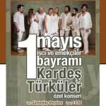 Kardeş Türküler İzmir Konseri – 1 Mayıs 2019 – Ücretsiz