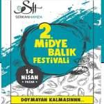 2.İzmir Midye Balık Festivali 2019