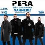 Pera Pamukkale Üniversitesi Konseri – 17 Nisan 2019