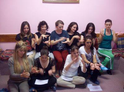 Spolin-ist workshop Istanbul
