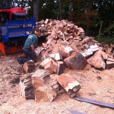 logs shropshire