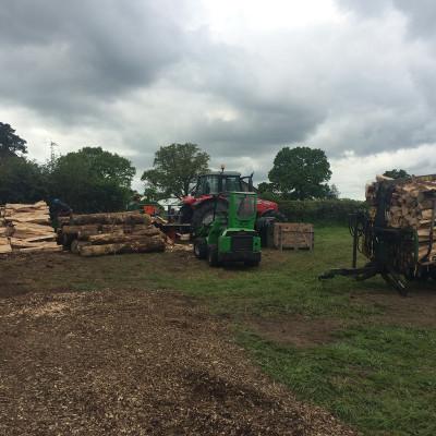 shropshire logs