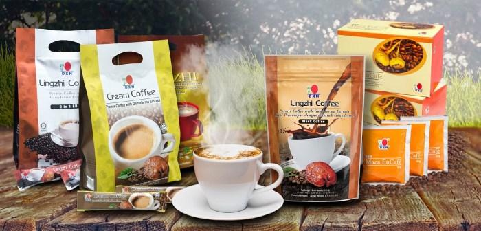 DXN kávé elkészítése