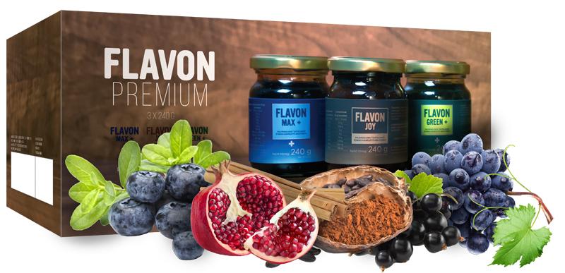 Flavon Max termékek
