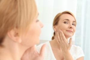 EGF serum ist die optimale Pflege für reife Haut