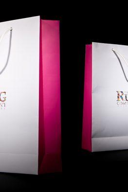 Бумажный пакет the RUG Company