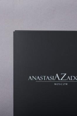 папка на резинке Anastasia Zadorina