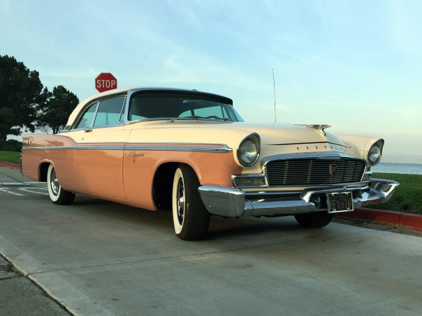 1956 Chrysler New Yorker Newport 2 Door Hardtop 354 HEMI V8