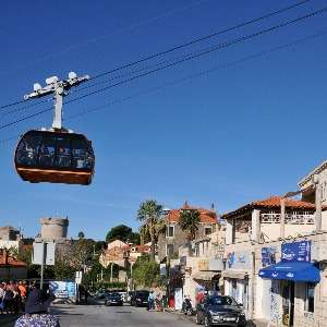 Plantus Office and Bus Stop to the Airport Dubrovnic Croatia