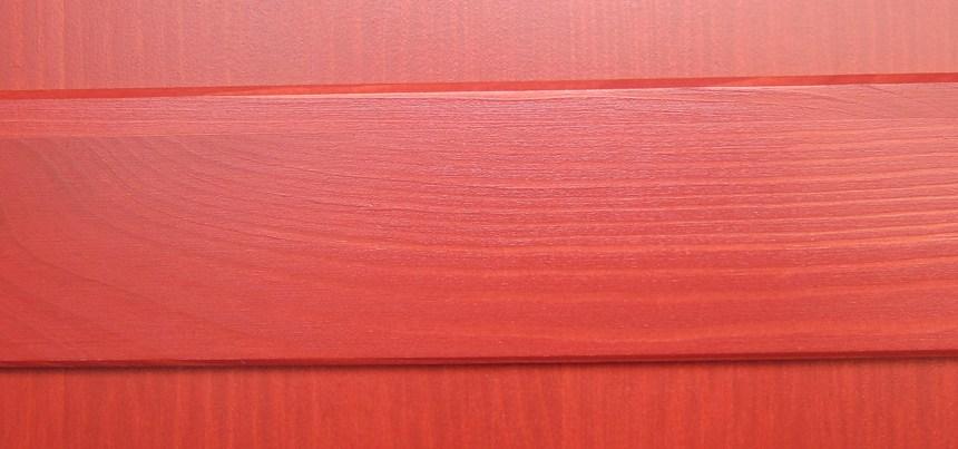 Door in second bedroom