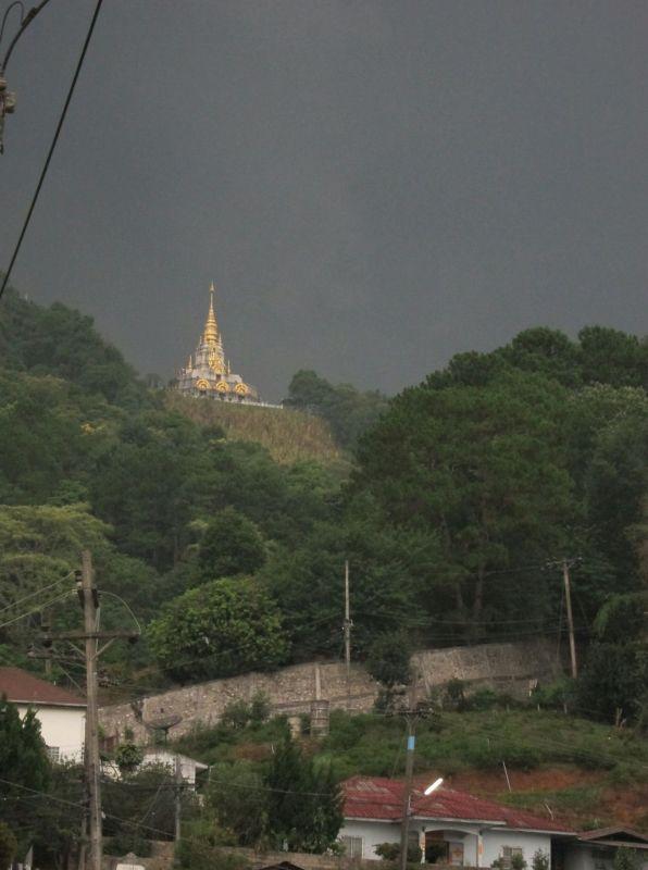 Wat Santikhiri in Mae Salong