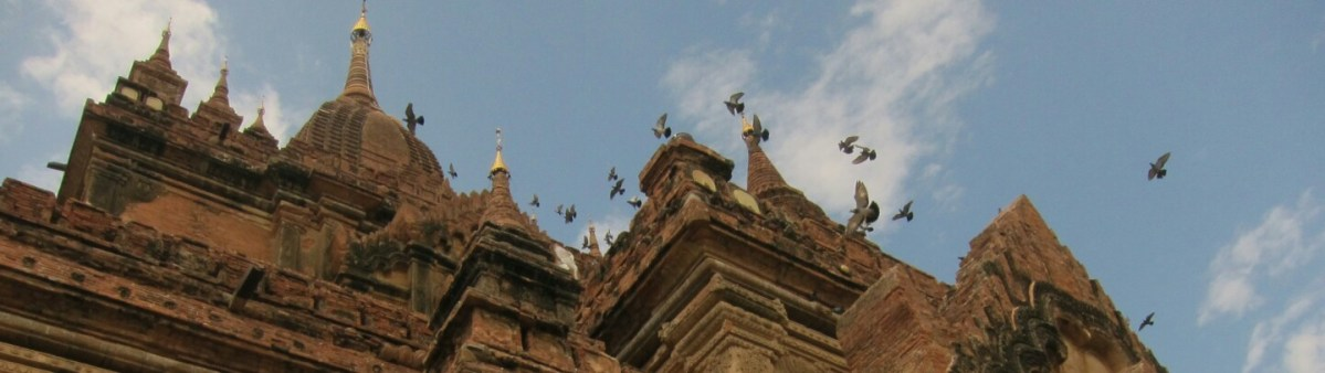 Bagan: Beauty with Baggage